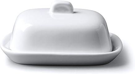 Color Blanco La Porcellana mantequillera COV CM 12/x 9,5/GB