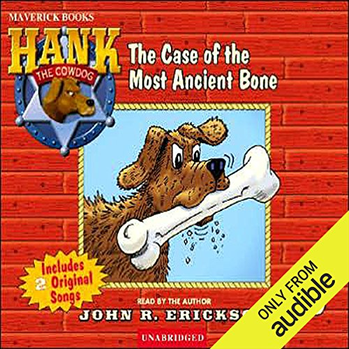 The Case of the Most Ancient Bone cover art