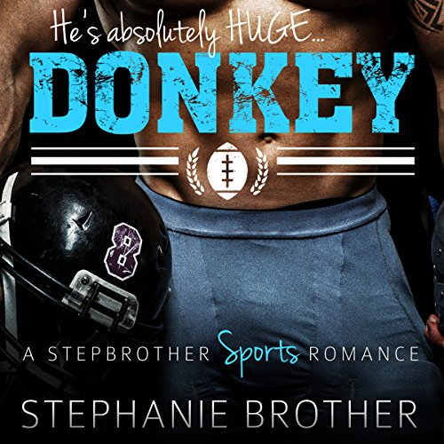 Donkey audiobook cover art