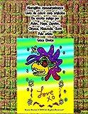 Hieróglifos mesoamericanos Livro de colorir com símbolos Da escrita antiga por Aztec, Maya, Zapotec, Olmeca, Misturado, Outro Pelo artista Grace Divine
