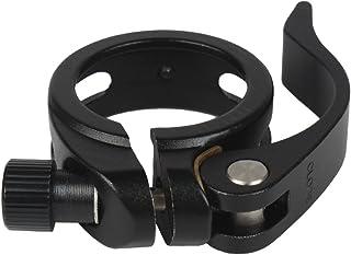 Andux 自転車 クイック リリース シートポスト クランプ ブラック &40.8/&40 mm 33.9ミリメートル管に適用されます CGJ-01