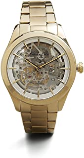 Kenneth Cole New York Women's 10025927 Automatic Analog Display Japanese Automatic Gold Watch