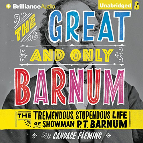 The Great and Only Barnum cover art