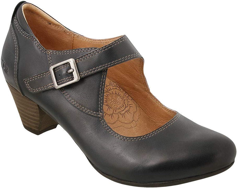 Taos Footwear Women's Studio Mary Jane Brown