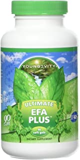 Ultimate EFA Plus by Youngevity, 90 soft gels