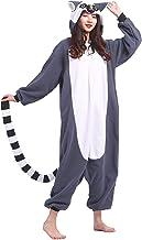 DELEY Unisexo Adulto Caliente Animal Pijamas Cosplay Disfraz