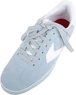 Absolute Footwear Womens Casual Lace Up Pastel Summer Trainers/Shoes