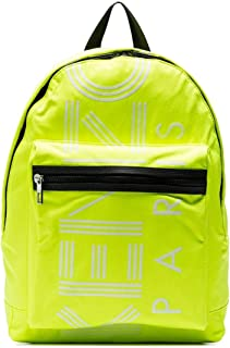 Kenzo Men's F855SF213F2439 Green Nylon Backpack