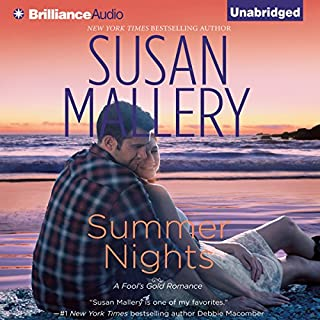 Summer Nights audiobook cover art