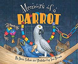 Memoirs of a Parrot by Devin Scillian