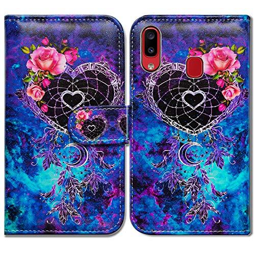Galaxy A20 Wallet Case,Galaxy A30 F…