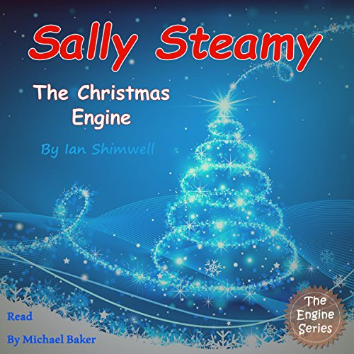Sally Steamy: The Christmas Engine cover art