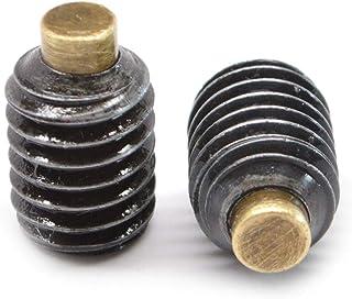 Socket Set Screw 1//4-28x1 Flat PK25
