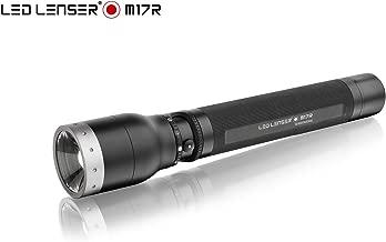 Led Lenser M17R Linterna LED, negro