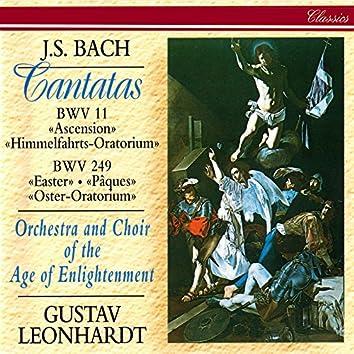 J.S. Bach: Easter Oratorio; Ascension Oratorio