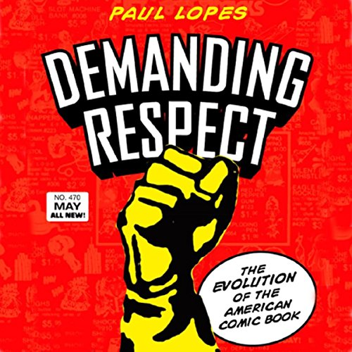 Demanding Respect audiobook cover art