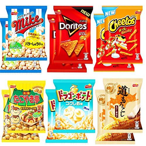 【Amazon.co.jp限定】 フリトレー セレクトパック 6種計12袋入り 1セット