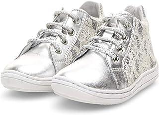 Naturino , Chaussures premiers pas pour bébé (fille) Argenté argent