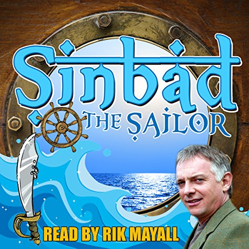 『Sinbad the Sailor』のカバーアート
