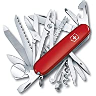 Victorinox Swiss Army Multi-Tool, SwissChamp Pocket Knife