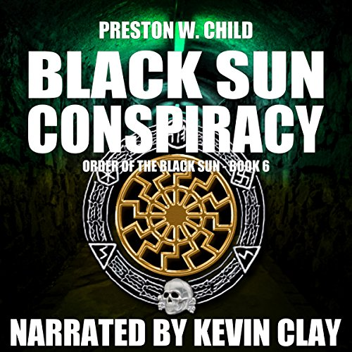 The Black Sun Conspiracy audiobook cover art