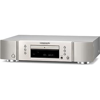 マランツ Marantz CD5005 CDプレーヤー エントリークラス シルバーゴールド CD5005/FN