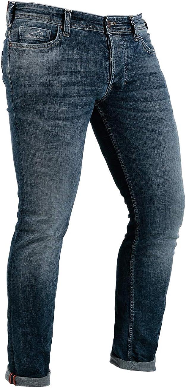 M.O.D Herren Straight Leg Jeans Hose Thomas Comfort NOS NOS-1009