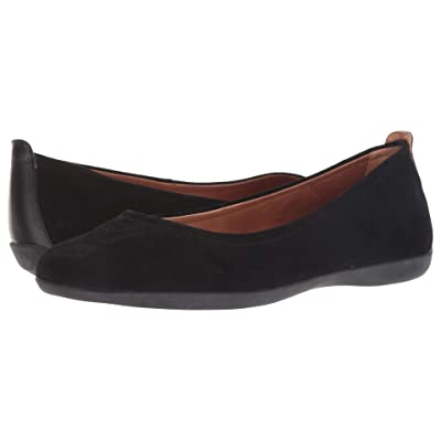 Sudini Lily (Black Kid Suede) Women