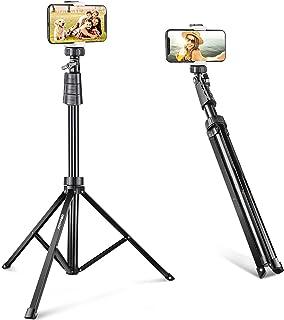 UBeesize 67'' Phone Tripod Stand & Selfie Stick Tripod,...