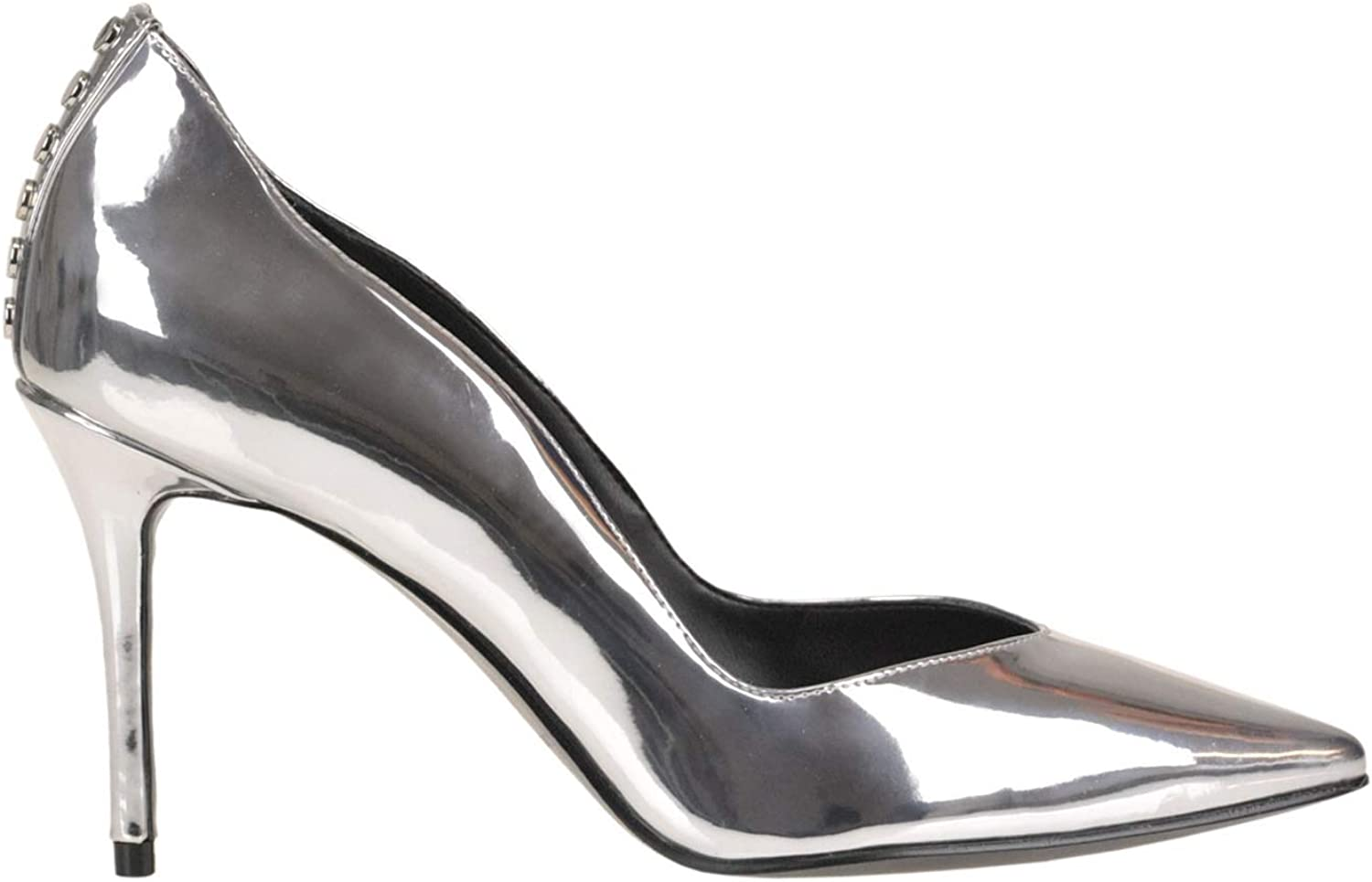 KendallKylie Metallic Effect Effect Effect eco-Leather Pumps Woman  f199ab