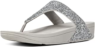 Fitflop Glitterball Post T-Strap Sandales pour Femme