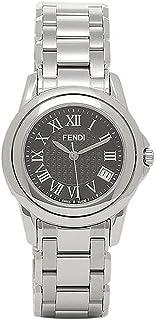 [フェンディ] 腕時計 レディース FENDI F239210 シルバー ブラック [並行輸入品]