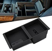 etopmia Center Console Insert Organizer Tray Fit for Chevy Silverado 2014-2019,Tahoe,Suburban - GMC Sierra,Yukon-GM Vehicles Armrest Box Accessories
