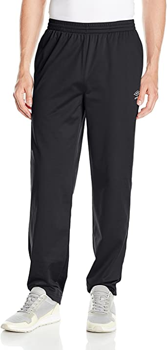 Brand New Mens Tapered Umbro Training Trousers Tracksuit Bottoms RRP £30.00.