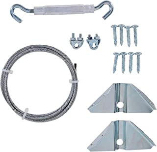 National Hardware N192-211 852 Anti-Sag Gate Kits in Zinc