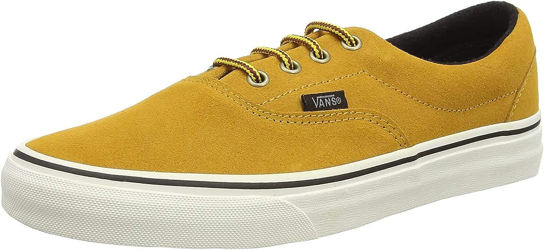 Vans Era Kids Honey Marshmallow Yellow