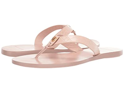 Tory Burch Manon Thong Sandal (Seashell Pink) Women