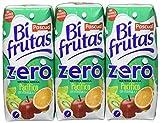 Bifrutas Zumo Leche, Sabor Pacifico - Paquete de 6 x 990 ml - Total: 5940 ml