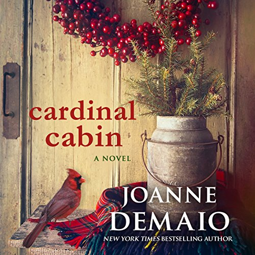 Cardinal Cabin audiobook cover art