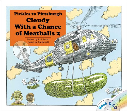 Pickles to Pittsburgh: Cloudy With a Chance of Meatballs 2