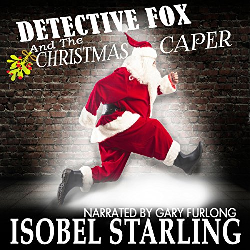 Detective Fox and the Christmas Caper cover art