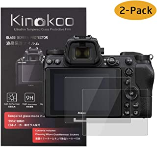 6x Nikon Z 7 Plástico Protector De Pantalla Película De Protección Ultra Clear Protector de pantalla