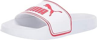 PUMA Unisex-Kids' Leadcat Slide Sandal