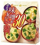 味噌がおいしいおみそ汁 合わせ(30食入)