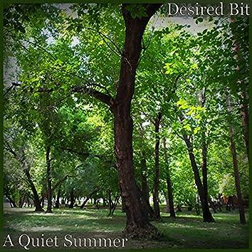 A Quiet Summer