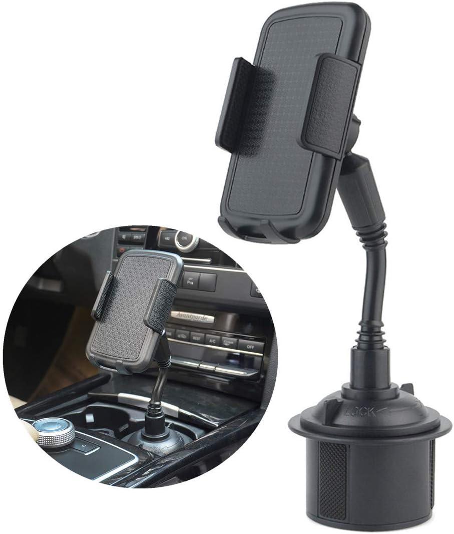 WeTest Car Cup Holder Phone Sales Cell Gooseneck Phon Mount 5% OFF Adjustable