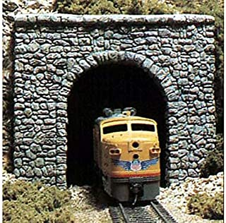 Woodland Scenics Random Stone N Scale tunnel Portals