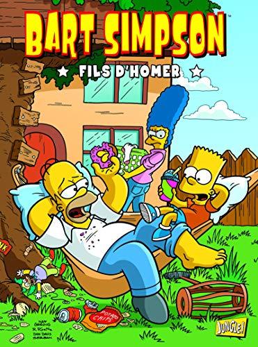 Bart Simpson - tome 2 En terrain glissant (02)