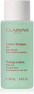 Clarins Toning Lotion with Iris, 100ml