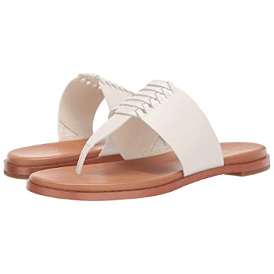 Cole Haan Felix Grand Thong Sandal (Ivory Leather) Women